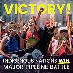 It was an amazing day. What the TransMountain pipeline denial means.