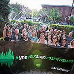 La Cour fédérale américaine rejette les allégations de racket contre Greenpeace