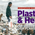 STATEMENT: New report finds entire lifecycle of plastics a threat to human health