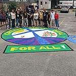 Street Mural Training in Toronto
