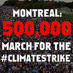 It was historic – 7.6 million strike for climate action