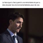 Justin Trudeau gouvernement minoritaire