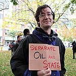 Keith Stewart. © Greenpeace