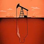 Oil lobby looking to plastic to keep the petrochemical industry afloat