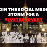 Join the social media storm for a green and just recovery