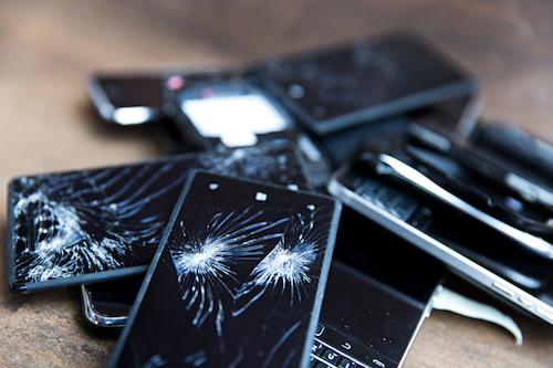 Phone Waste