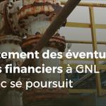 L'effritement des éventuels appuis financiers à GNL Québec se poursuit