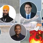 Élection 2021 : Comparaison des plans climatiques