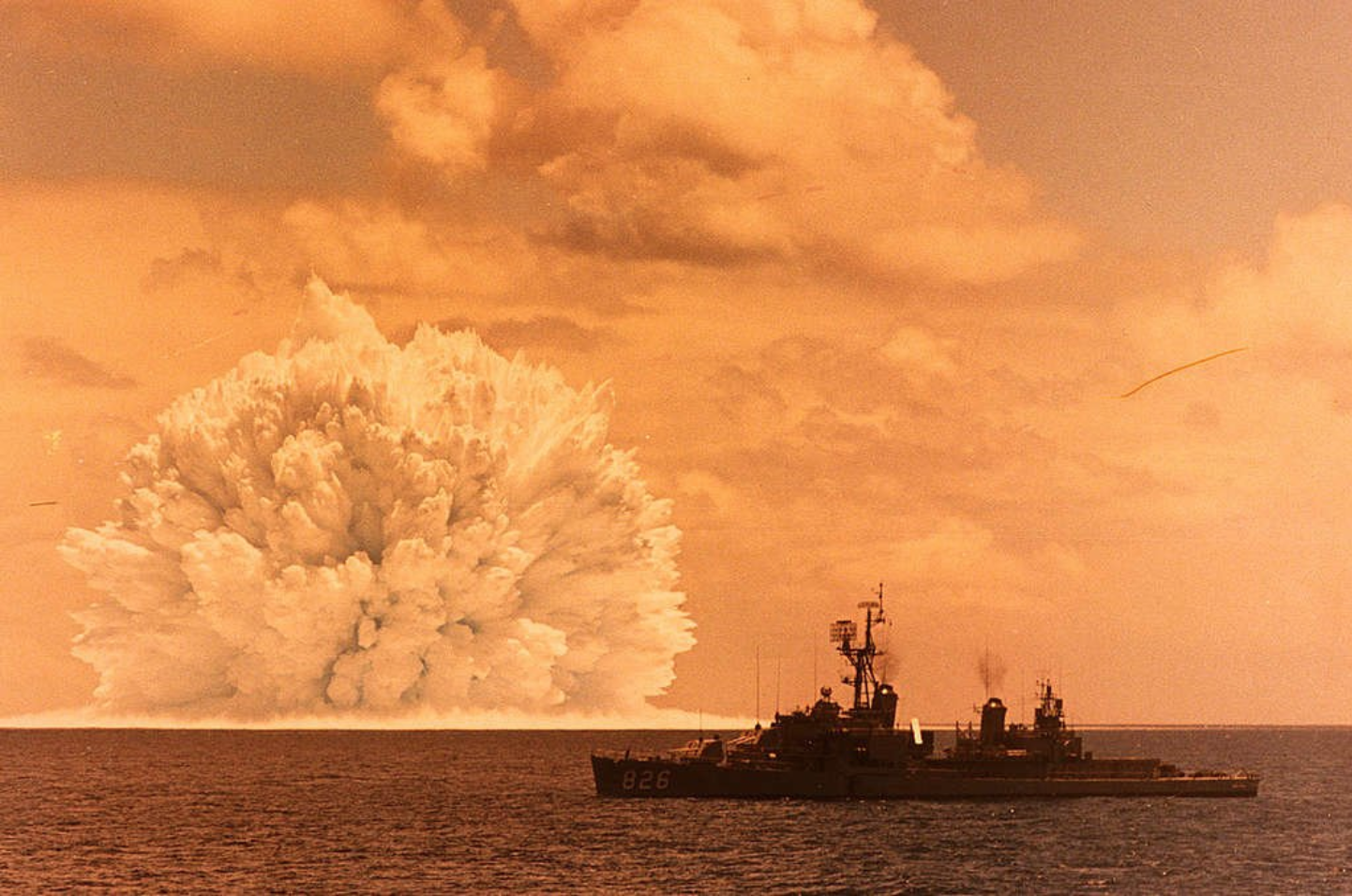 Success! Nuclear weapons are illegal at last
