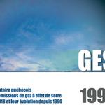 Inventaire québécois des GES: le Québec recule et perd du terrain dans la lutte contre les changements climatiques