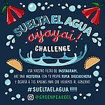Greenpeace lanza desafío Sueltaelagua Ayayai: Artistas y rostros improvisan rimas por el agua