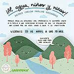 ¡Al Agua, niñas y niños! Primer Cabildo Familiar Greenpeace
