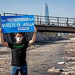 Campaña SueltaElAgua: Más del 50% de constituyentes electos firmaron el compromiso explícito para consagrar el agua como un derecho constitucional