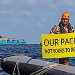 """EN VIVO desde el Pacífico #5: """"La Minería de Profundidad, una nueva e inquietante amenaza para mi hogar"""""""