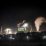 """Greenpeace por cierre de termoeléctricas en Quintero – Puchuncaví: """"Nada de este anuncio repara el daño hecho a las personas ni a los ecosistemas"""""""