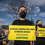 Según nuevos parámetros de la OMS Bogotá necesita Aire Limpio Ya