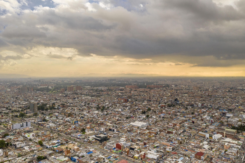 El 80% de la población en Bogotá vive con déficit de áreas verdes