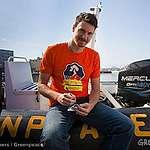 Oliver Dragojević podupire Greenpeaceovu turneju održivog ribarstva