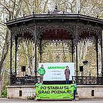 Apel Greenpeacea za zeleniji Zagreb