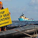 Greenpeace vyplouvá na digitální plavbu kolem světa. Shání tak podporu pro ochranu oceánů na půdě OSN