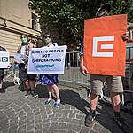 Pandemie vzala plány kampaní Greenpeace a postavila je vzhůru nohama