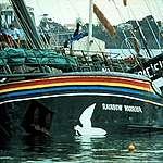 50 let Greenpeace: Jak nám Francie potopila loď Rainbow Warrior, ale nás to nepotopilo