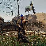 50 let Greenpeace: Jak se lidé v Libkovicích postavili uhelnému byznysu a chránili domy vlastními těly