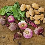 Seasonal and Regional Vegetables. © Fred Dott