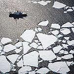Første stop på ekspeditionen fra pol til pol: Arktis