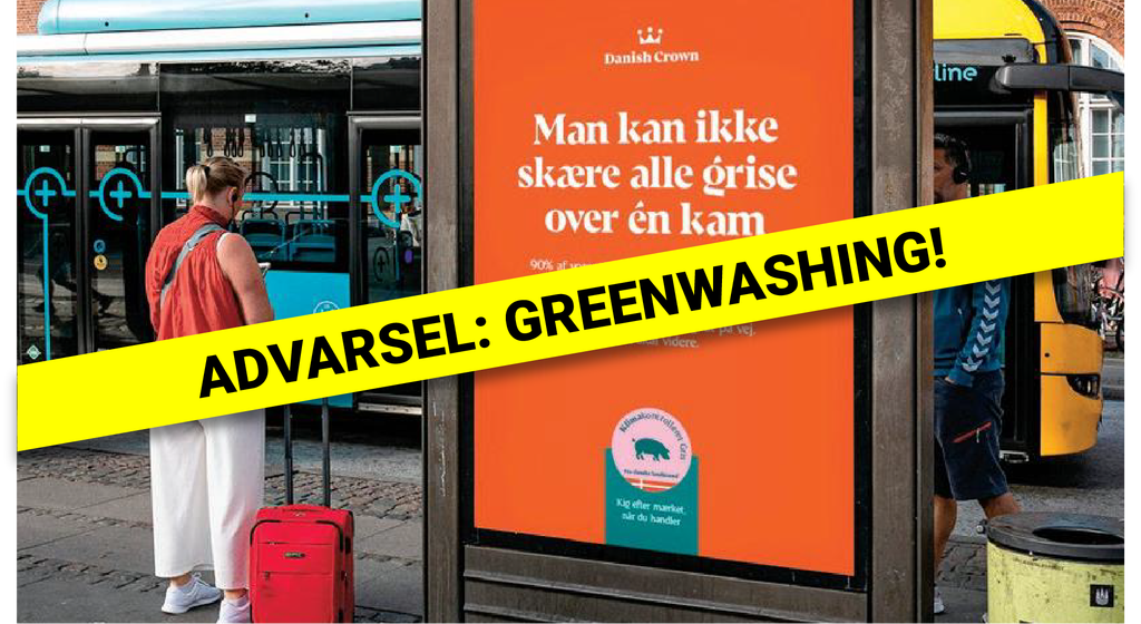 Sådan genkender du greenwashing og undgår at blive snydt