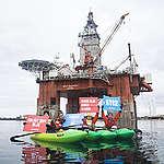 Greenpeace støtter historisk sag mod Norge ved Den Europæiske Menneskerettighedsdomstol