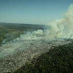 Nye Greenpeace-fotos viser den katastrofale afbrænding af Amazonas