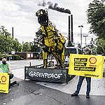 Forbyd reklamer for biler, benzin og flyrejser, eller se på, mens klimakatastrofen nærmer sig