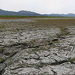 Images reveal extent of Taiwan drought