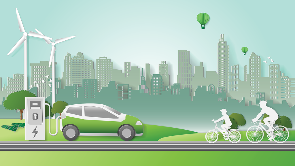 Future mobility involves a wide range of new business opportunities, from car sharing, bike and pedestrian infrastructure, to renewable energy powered grids for electric vehicle charging facilities, and the repurposing of retired batteries.