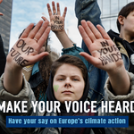 Have your say on the EU climate law