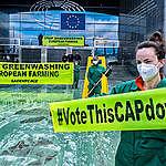 Fake green deal reached on EU farm plan