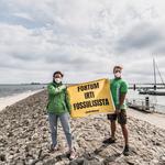 Fortum edistää fossiili-investointeja Atlantin molemmin puolin ja lobbaa maakaasuun puolesta