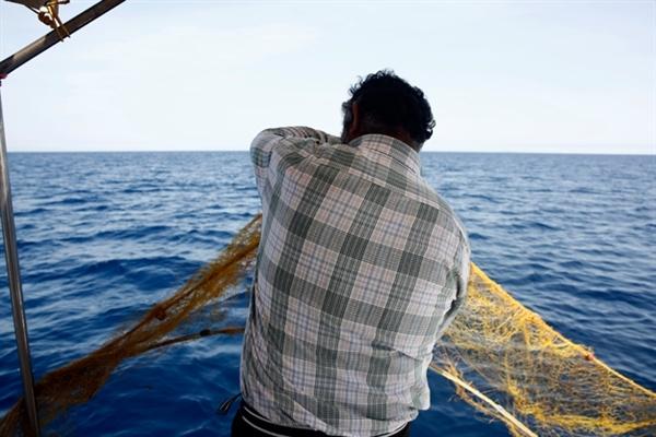 Παράκτιοι αλιείς