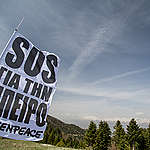 Εξορύξεις στην Ήπειρο: Greenpeace και πολίτες σε κοινή δράση που έφερε αποτελέσματα!