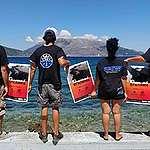 Αφίσες σε 25 πόλεις παγκοσμίως ενάντια στα ορυκτά καύσιμα
