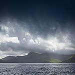 Storm Clouds Scotland. © Will Rose / Greenpeace