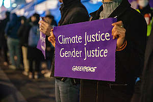 International Women's Day March 2019 in Seoul. © Soojung Do / Greenpeace