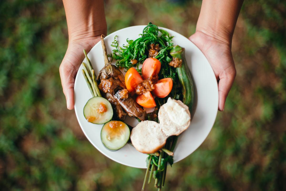 Heirloom Produce, Heritage Cuisine. © Jilson Tiu / Greenpeace