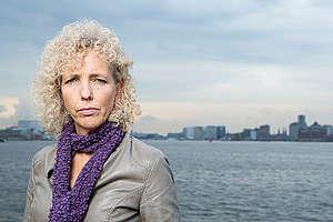 Greenpeace International Executive Director Jennifer Morgan. © Bas Beentjes / Greenpeace