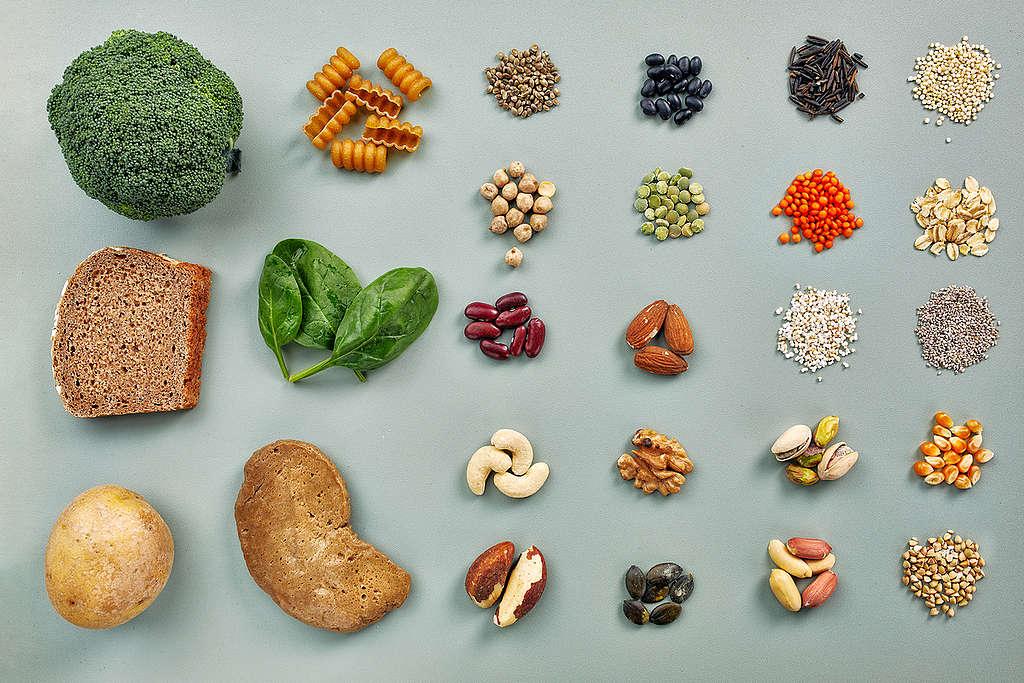 Alternative Protein Sources. © Mitja  Kobal / Greenpeace