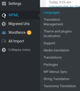 wpml-settings