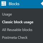 Release v2.39 – Report showing Classic blocks | Spotify icon added to P4 icon list in github | Added  Planet 4 setting toggle for the EN Block