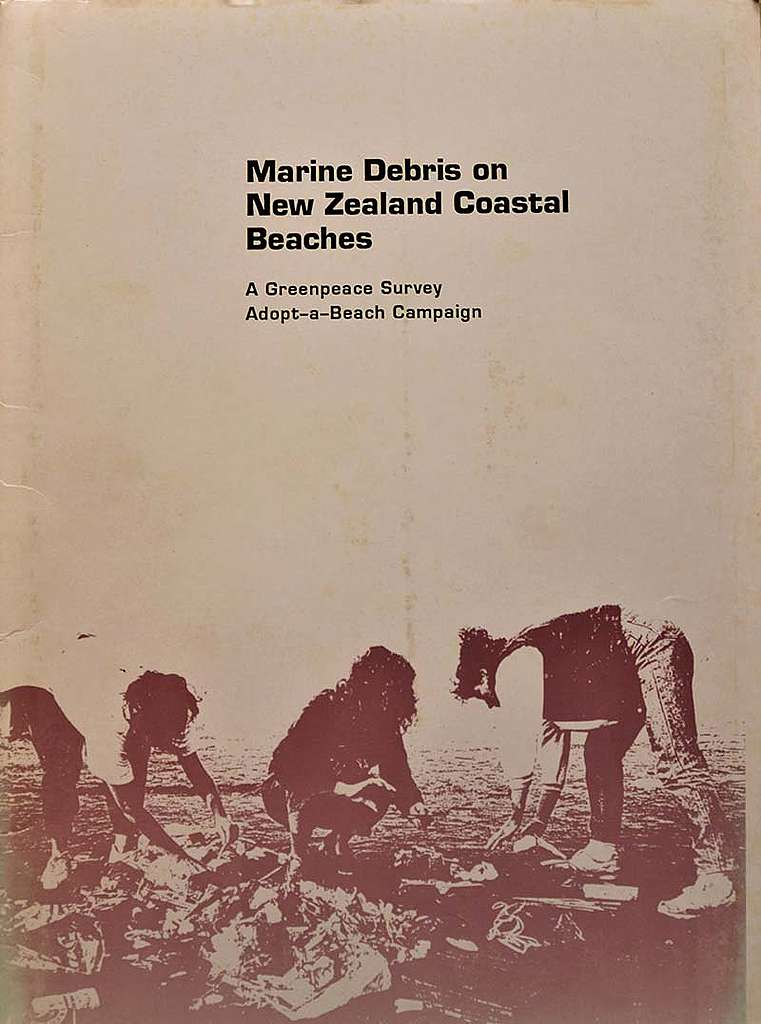 31 May 1990 A new Greenpeace report details a rising tide of plastic pollution and calls for effective new waste reduction and recycling laws