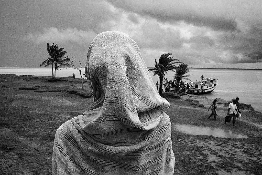 《餓如潮水》(The Hungry Tide)作品 © Swastik Pal